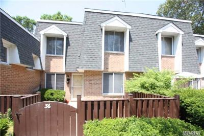 Condo/Townhouse Sold: 36 Sagamore Hills Dr