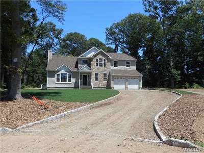 Setauket Single Family Home For Sale: Lot 1 Parsonage Rd