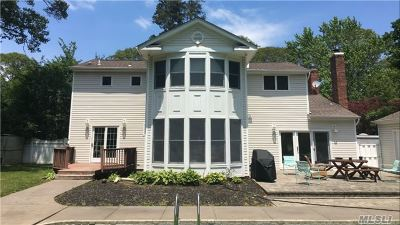 Hauppauge Single Family Home For Sale: 6 Marlon