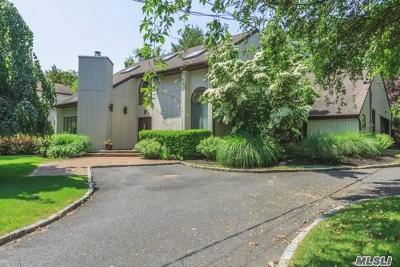 East Moriches Single Family Home For Sale: 60 Pine Edge Dr
