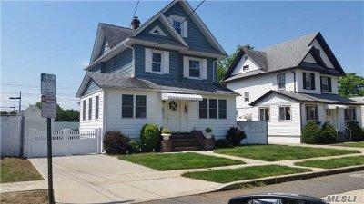 Lynbrook Single Family Home For Sale: 22 Washington Ave