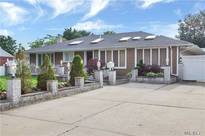 Commack Single Family Home For Sale: 12 Ruth Blvd