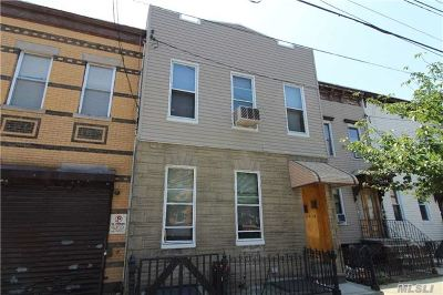 Ridgewood Multi Family Home For Sale: 59-18 Putnam Ave