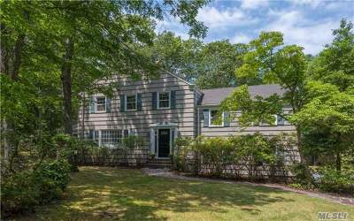 Setauket Single Family Home For Sale: 106 Mount Grey Rd