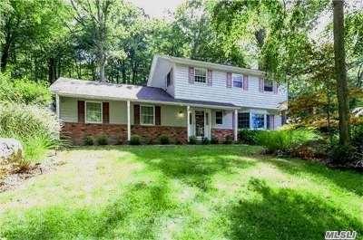Setauket Single Family Home For Sale: 16 Cornwallis Rd