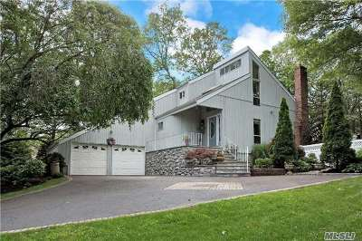 Smithtown Single Family Home For Sale: 2 Alpine Ct