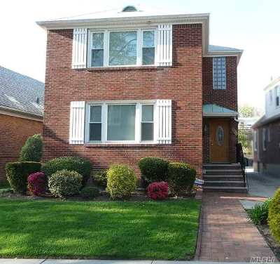 Rego Park Multi Family Home For Sale: 65-23 Dieterle Cres