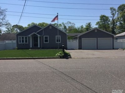 Ronkonkoma Single Family Home For Sale: 38 12th St