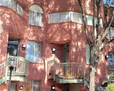 Brooklyn Condo/Townhouse For Sale: 598 Louisiana Ave #2