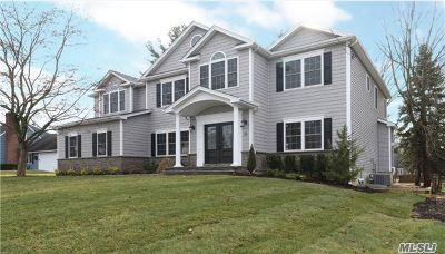 Syosset Single Family Home For Sale: 21 Chelsea Dr