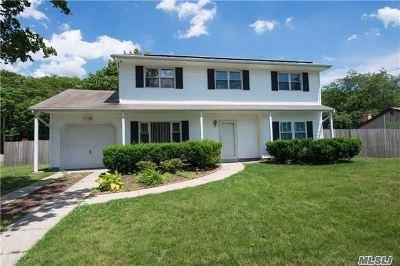 S. Setauket Single Family Home For Sale: 47 Bellwood Ave