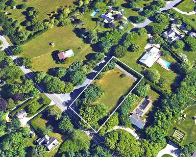 Water Mill Residential Lots & Land For Sale: 13 Kellis Pond Ln