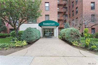 Kew Gardens Condo/Townhouse For Sale: 83-85 116th St #6A
