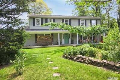 Hauppauge Single Family Home For Sale: 3 Canterbury Dr