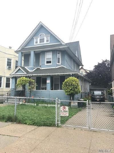 Woodhaven Multi Family Home For Sale: 87-17 94th St