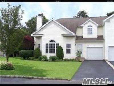 S. Setauket Single Family Home For Sale: 49 Sunflower Ridge Rd
