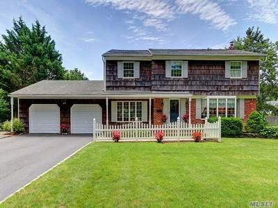 Commack Single Family Home For Sale: 10 Amalia Ln