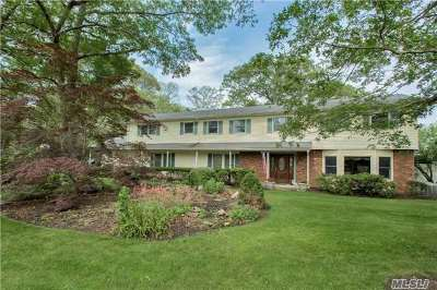 Hauppauge Single Family Home For Sale: 460 Hoffman Ln