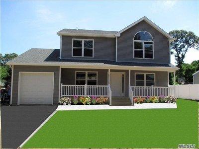 Centereach Single Family Home For Sale: 7 Henry St