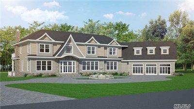 Jericho Single Family Home For Sale: 112a Old Cedar Swamp Rd