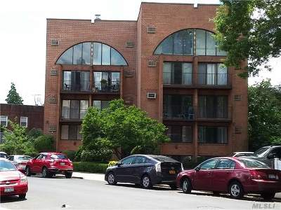 Kew Gardens Condo/Townhouse For Sale: 84-62 Austin St #B5