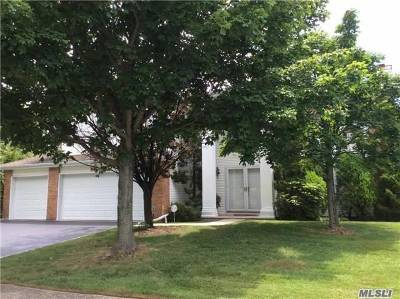 Commack Single Family Home For Sale: 156 Country Club Dr