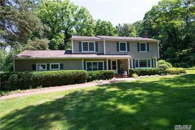 Smithtown Single Family Home For Sale: 3 Hadley Dr