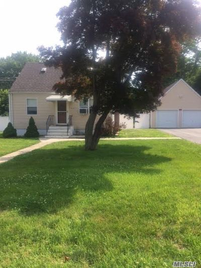 Central Islip NY Single Family Home For Sale: $279,990