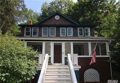 Port Jefferson Single Family Home For Sale: 115 Liberty Ave