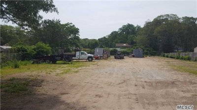 Centereach Residential Lots & Land For Sale: 52 S. Howell Ave