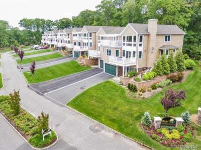 Port Jefferson Condo/Townhouse For Sale: 415 Liberty Ave #43