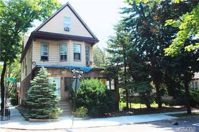 Woodhaven Multi Family Home For Sale: 85-01 87 St