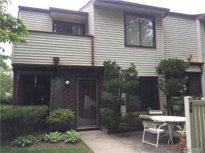 Coram Condo/Townhouse For Sale: 76 Birchwood Rd