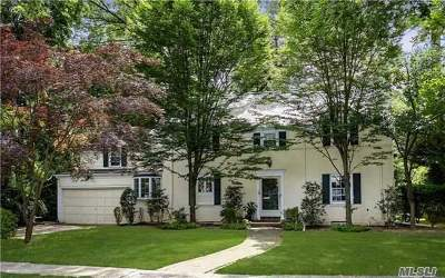 Rockville Centre Single Family Home For Sale: 58 Warwick Rd