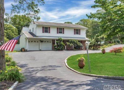 Hauppauge Single Family Home For Sale: 391 Hoffman Ln