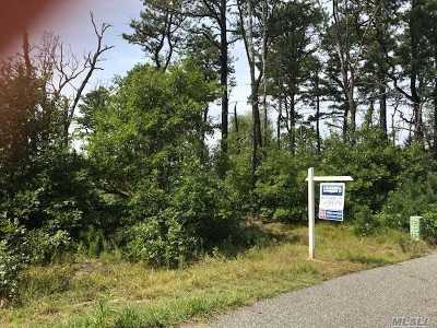 Manorville Residential Lots & Land For Sale: 211 Wading River Man Rd