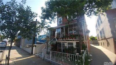 Woodside Multi Family Home For Sale: 43-30 54th St