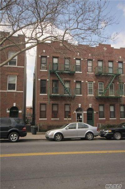 Sunnyside Multi Family Home For Sale: 47-30 48th St