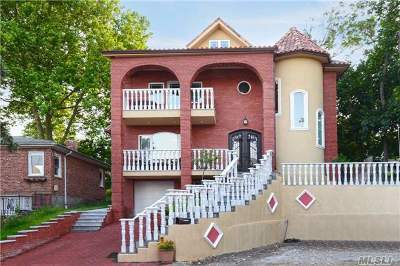 Bayside, Oakland Gardens Single Family Home For Sale: 35-48 223 St