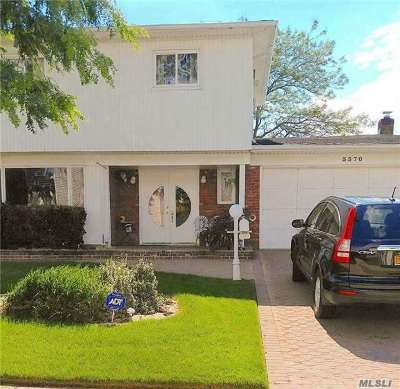 Baldwin Single Family Home For Sale: 3570 Bertha Dr