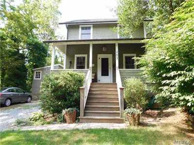 Port Jefferson Single Family Home For Sale: 209 Thompson St