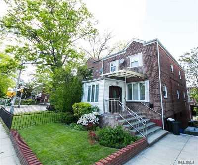 Kew Garden Hills Single Family Home For Sale: 144-05 70th Rd