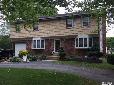 Ronkonkoma Single Family Home For Sale: 2265 Pond Rd