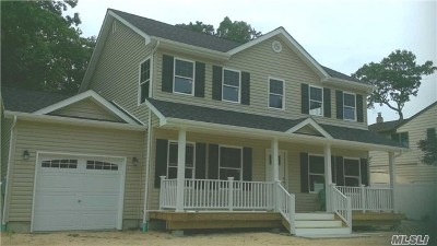 Bay Shore Single Family Home For Sale: 7 Sachs St