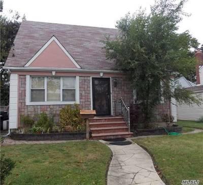 Hewlett Single Family Home For Sale: 1338 Vian Ave