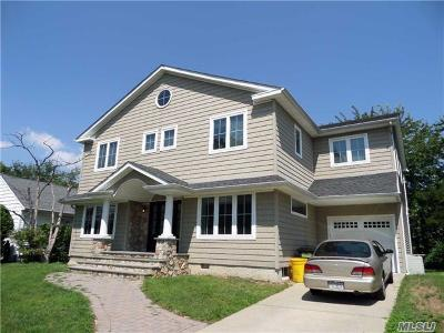 Woodmere Single Family Home For Sale: 342 Edward Ave