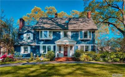 Rockville Centre Single Family Home For Sale: 104 Broadway