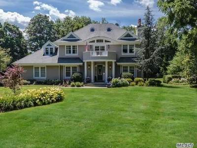 Syosset Single Family Home For Sale: 25 Towl Gate Ln