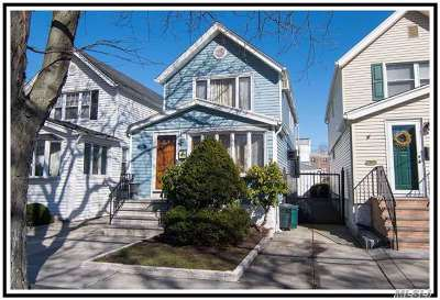 Forest Hills Single Family Home For Sale: 89-06 70th Ave