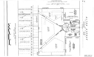 Greenlawn Residential Lots & Land For Sale: 44 Alton Ave
